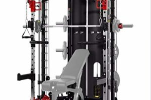 Commercial Home Gym – Smith Machine